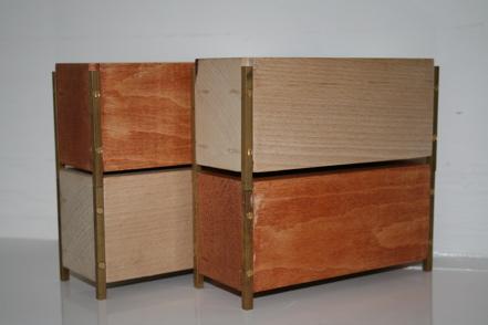 4 finished blocks